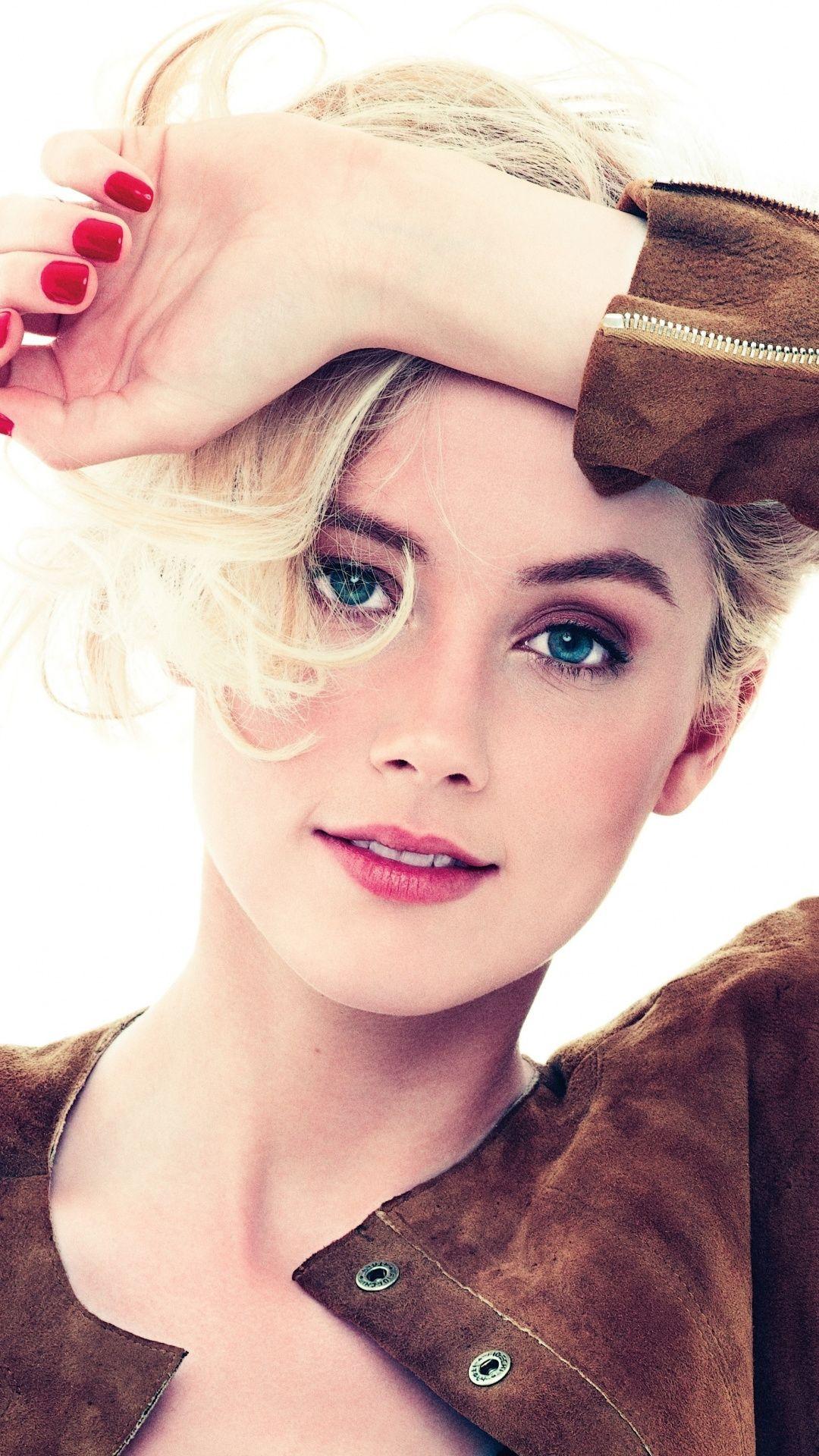 Amber Heard Beautiful Red Lips 2018 1080x1920 Wallpaper Amber Heard Wallpaper Amber Heard Brunette Amber Heard Style