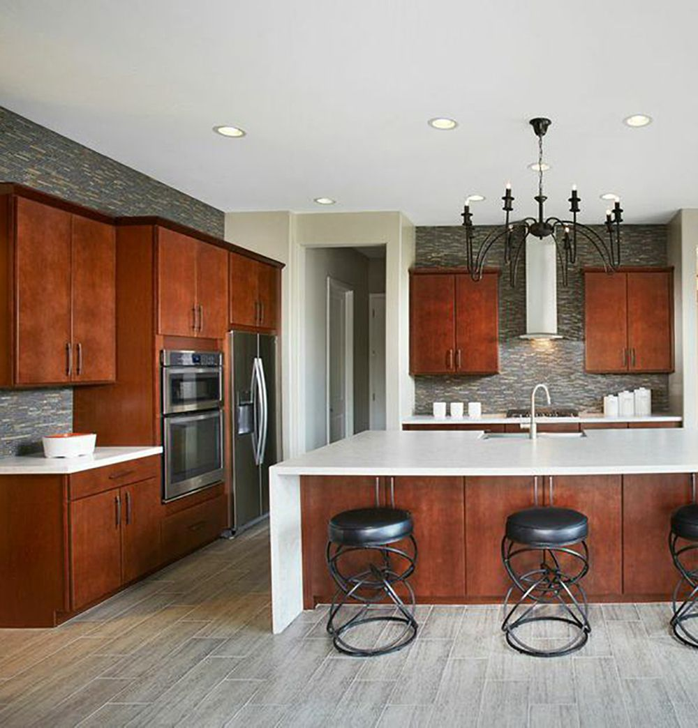 Bring Black Accents To Your Earth Tone Kitchen Palette With Mesmerizing Contemporary Kitchen Chairs Decorating Design