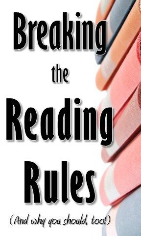 Rules every reading teacher should break, and get students to love reading with the Million Word Challenge!