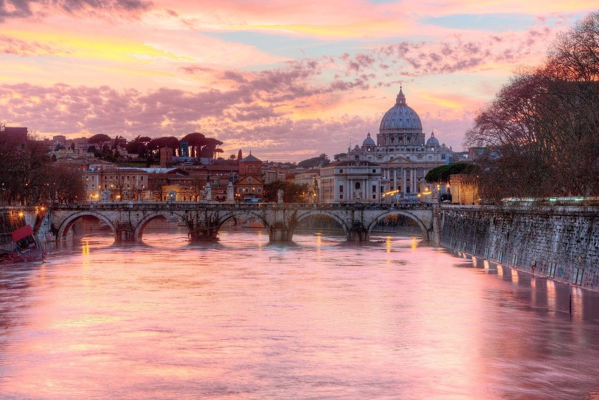 St. Peter's Basilica, Rome, Italy - St. Peter, one of the most relevant…