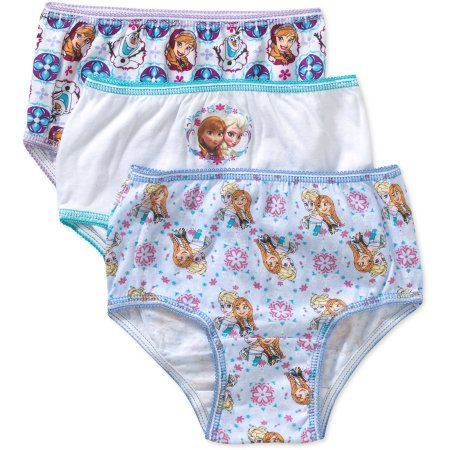 Frozen Toddler Girls Underwear, 3 Pack, Toddler Girl's, Size: 2 Toddler-3 Toddler, Assorted