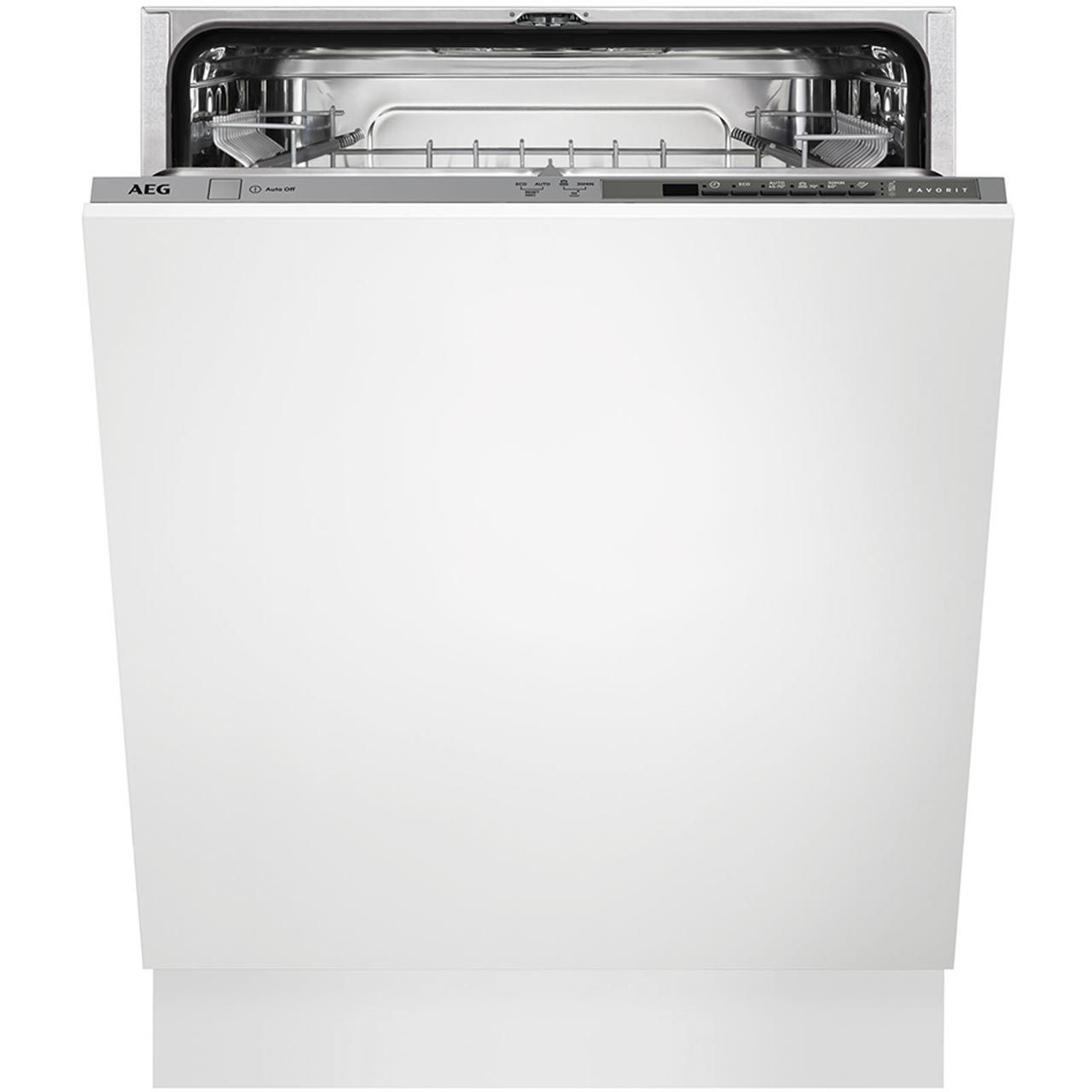 FSB41600Z_SI AEG Dishwasher A+ Air Dry Tech