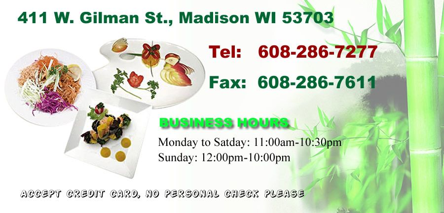 Fugu Asian Madison Wi 53703 Menu Asian Chinese Sushi Online Food Delivery Catering In Madison Online Food Sushi Online Food Delivery