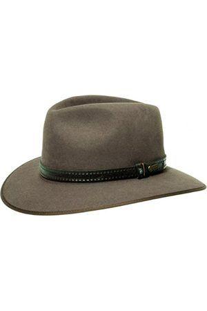 Hombre Sombreros - The Outback Fieltro Sombrero de Australia 59 ... 433813611d6