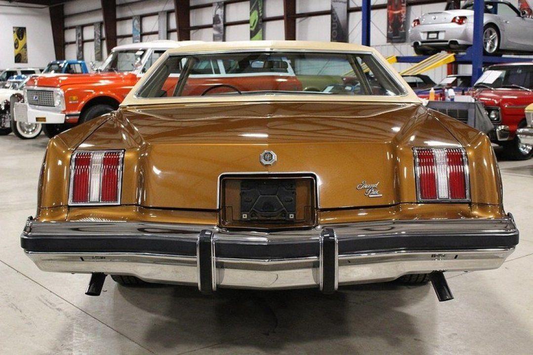 Autotrader Classics 1974 Pontiac Grand Prix American