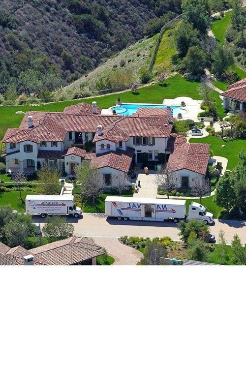 Khloe Kardashian House #khloekardashianhouse
