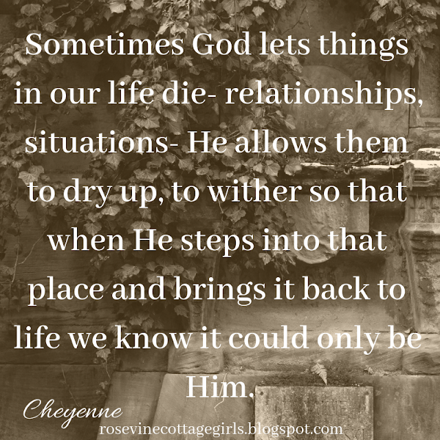 Can god bring someone back into your life