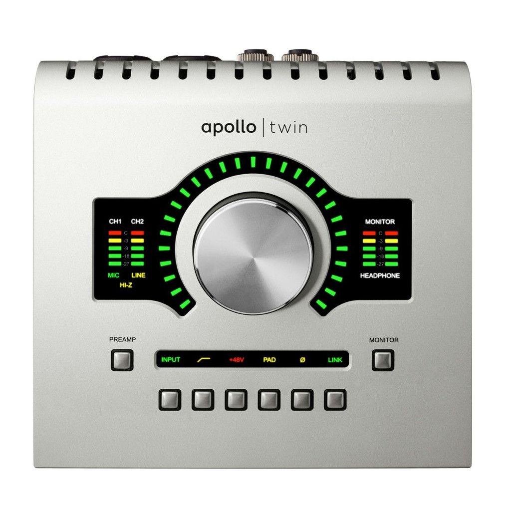 Universal Audio Apollo Twin Duo... - Best Price $889.00 Shipping To Australia And Internationally