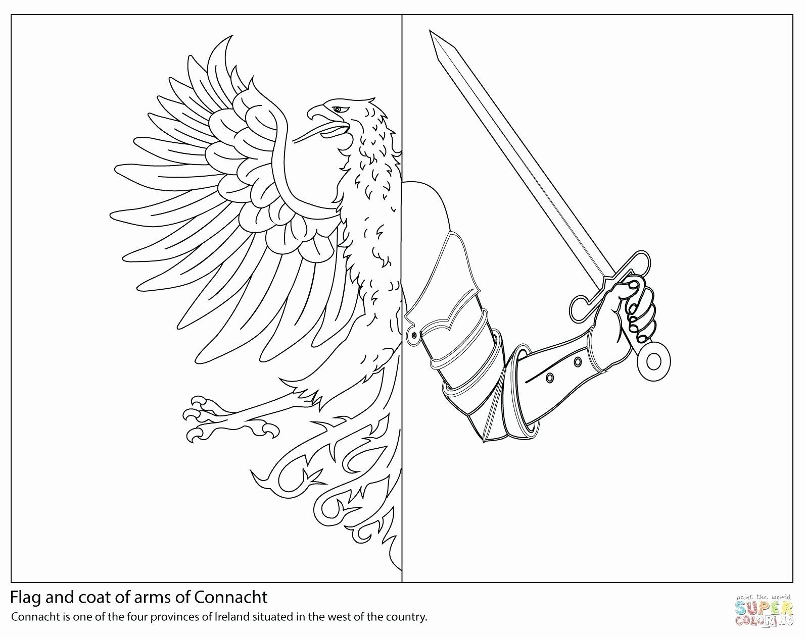 Coloring Pages Different Countries Flags Luxury Spain Flag