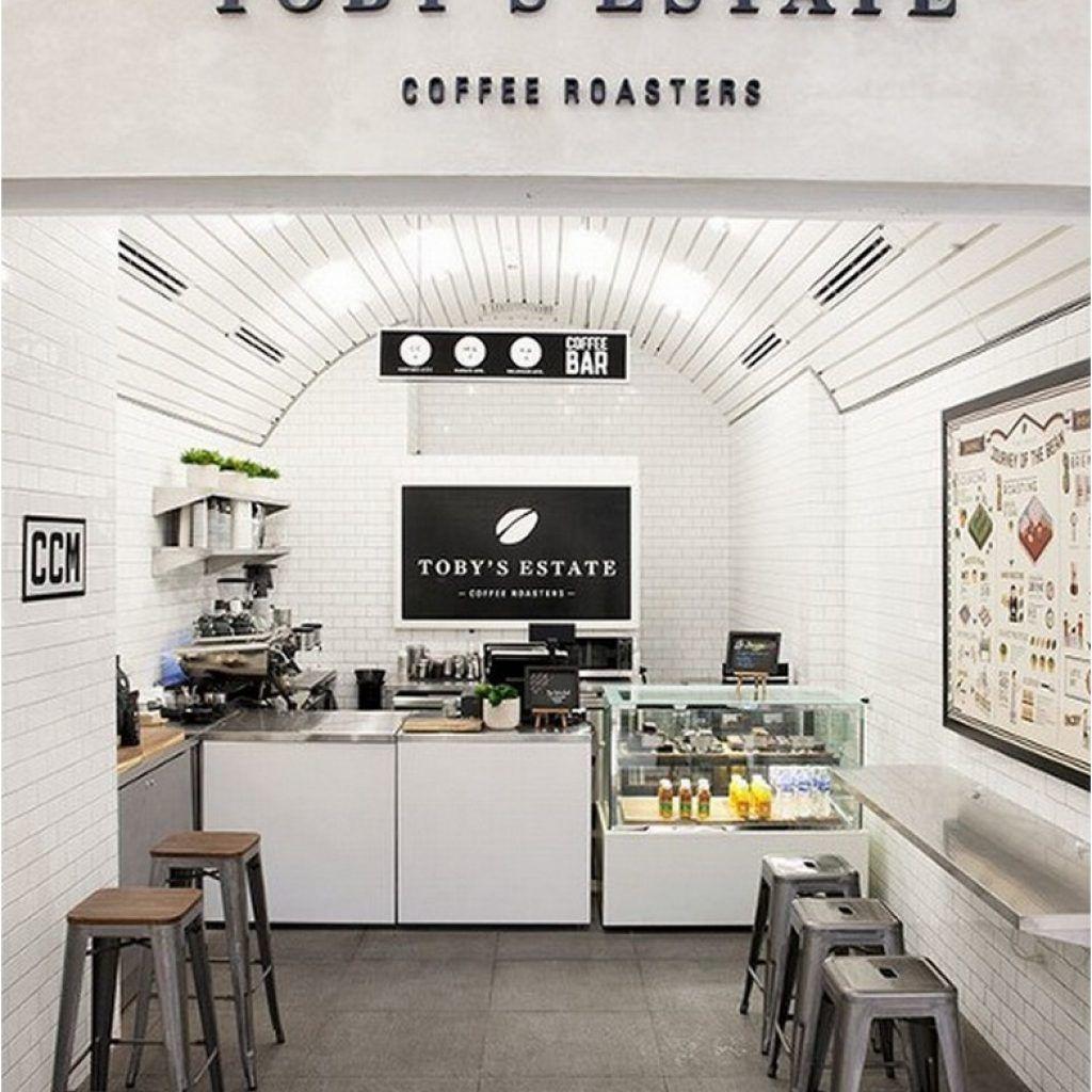 55 Awesome Small Coffee Shop Interior Design Home Decor