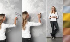 Schoner Wohnen Farbe Metall Samt Glimmer Effekte Schoner Wohnen Effektfarbe Schoner Wohnen Farbe Wandfarbe Wohnzimmer