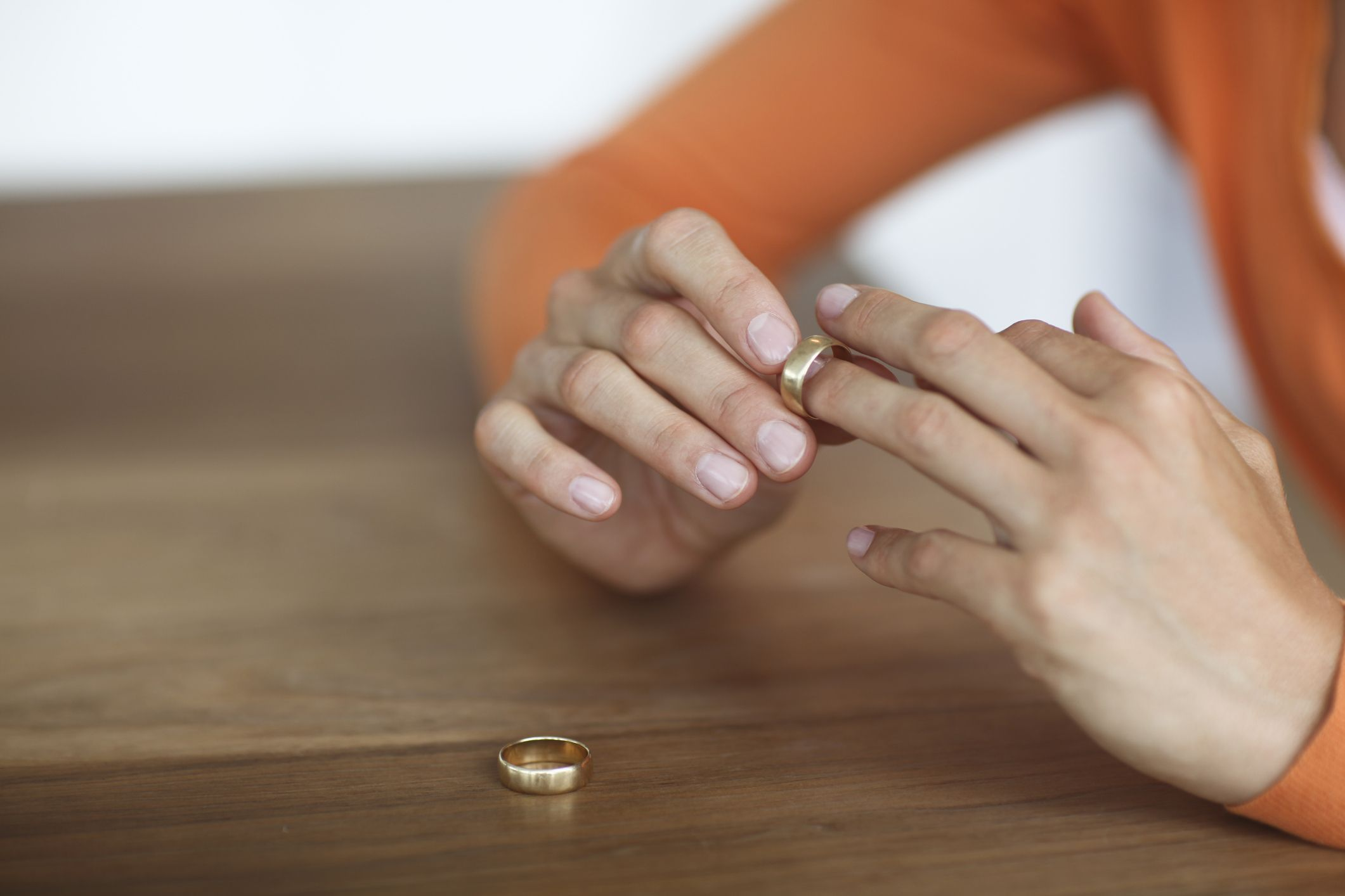 What I Learned From Two Divorces Wedding ring rash