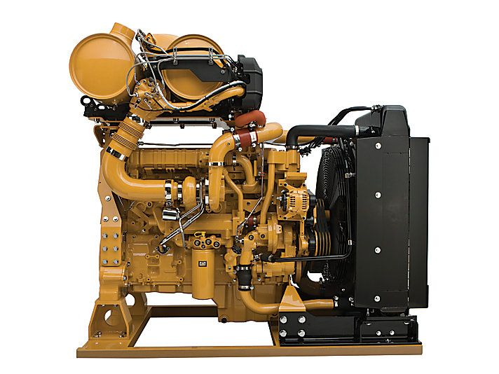 Cat C13 Acert Tier 4 Final Engine Caterpillar Diesel Particulate Filter Engineering Electronic Control Unit