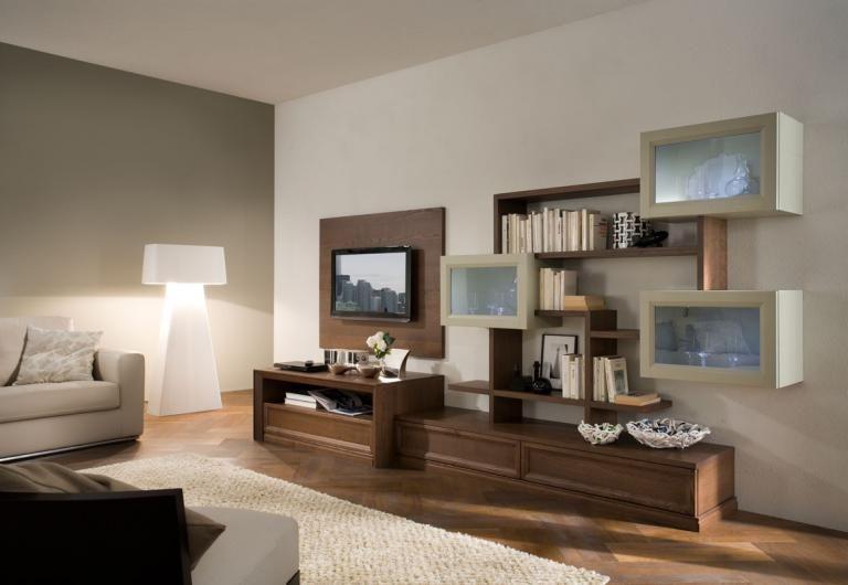 Arredamento Elegante ~ Leleganza di contrasti cromatici. i nuovi mobili e i complementi