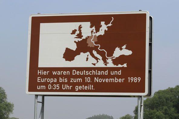 Et delt Tyskland | Rejseskribenten