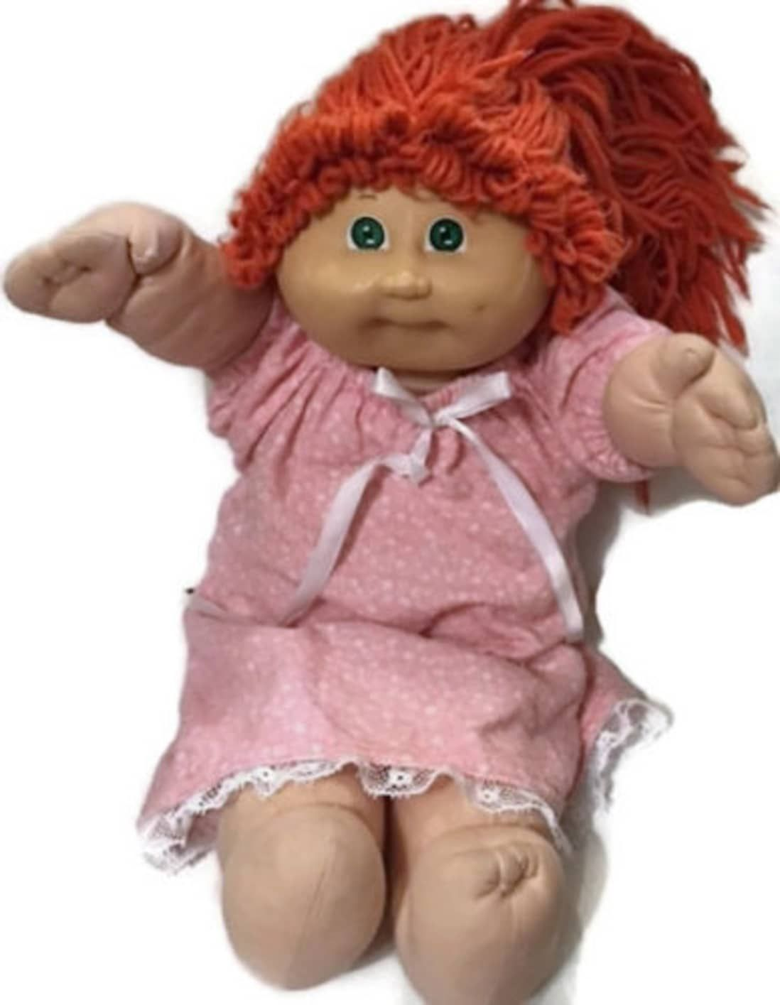 Here S How Much Your Vintage Cabbage Patch Dolls Could Be Worth Cabbage Patch Kids Dolls Vintage Cabbage Patch Dolls Halloween Bags