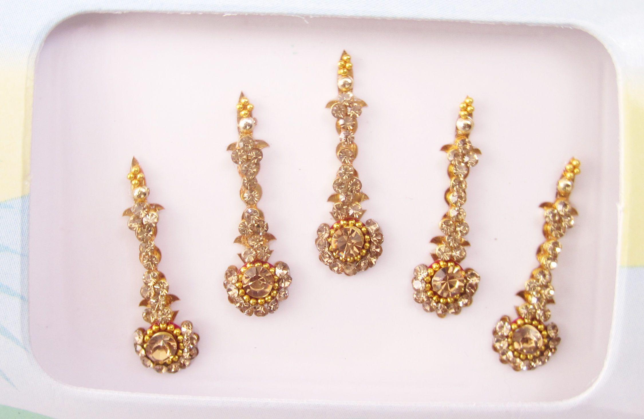 Indian Bindi set