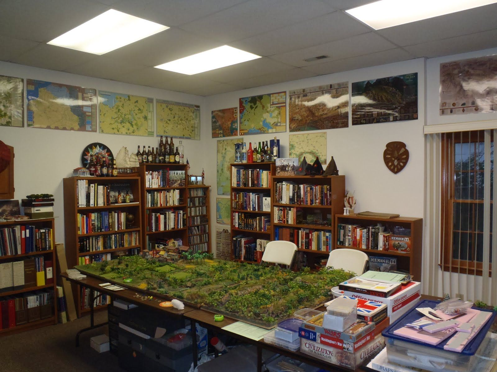 Man Cave War Room : Wargaming room ideas google search game pinterest