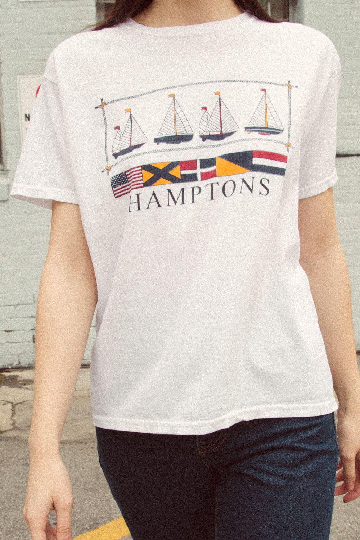1fc23689 Jamie Hamptons Sailing Top - Short Sleeves - Prints - Graphics ...