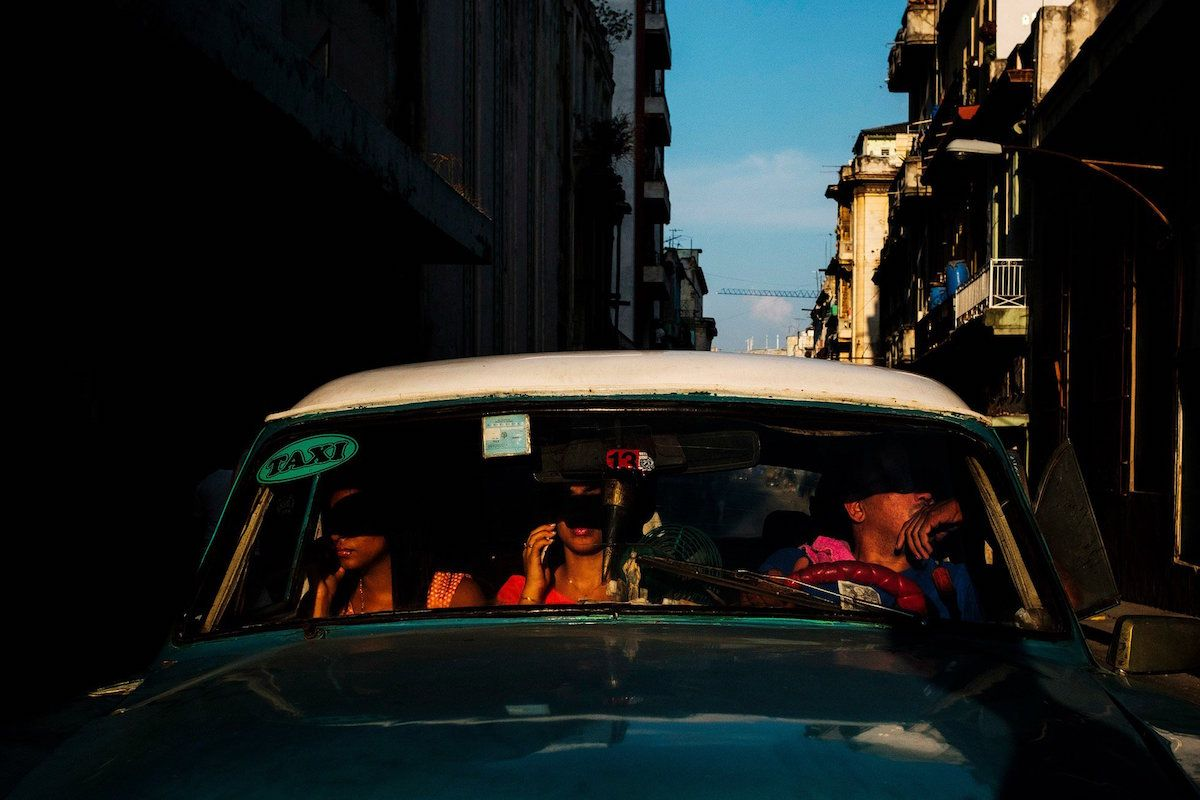 It's perhaps ironic that it was during our Street Photography trip to New York that we chose Havana, Cuba as our next destination. Ironic because we didn't