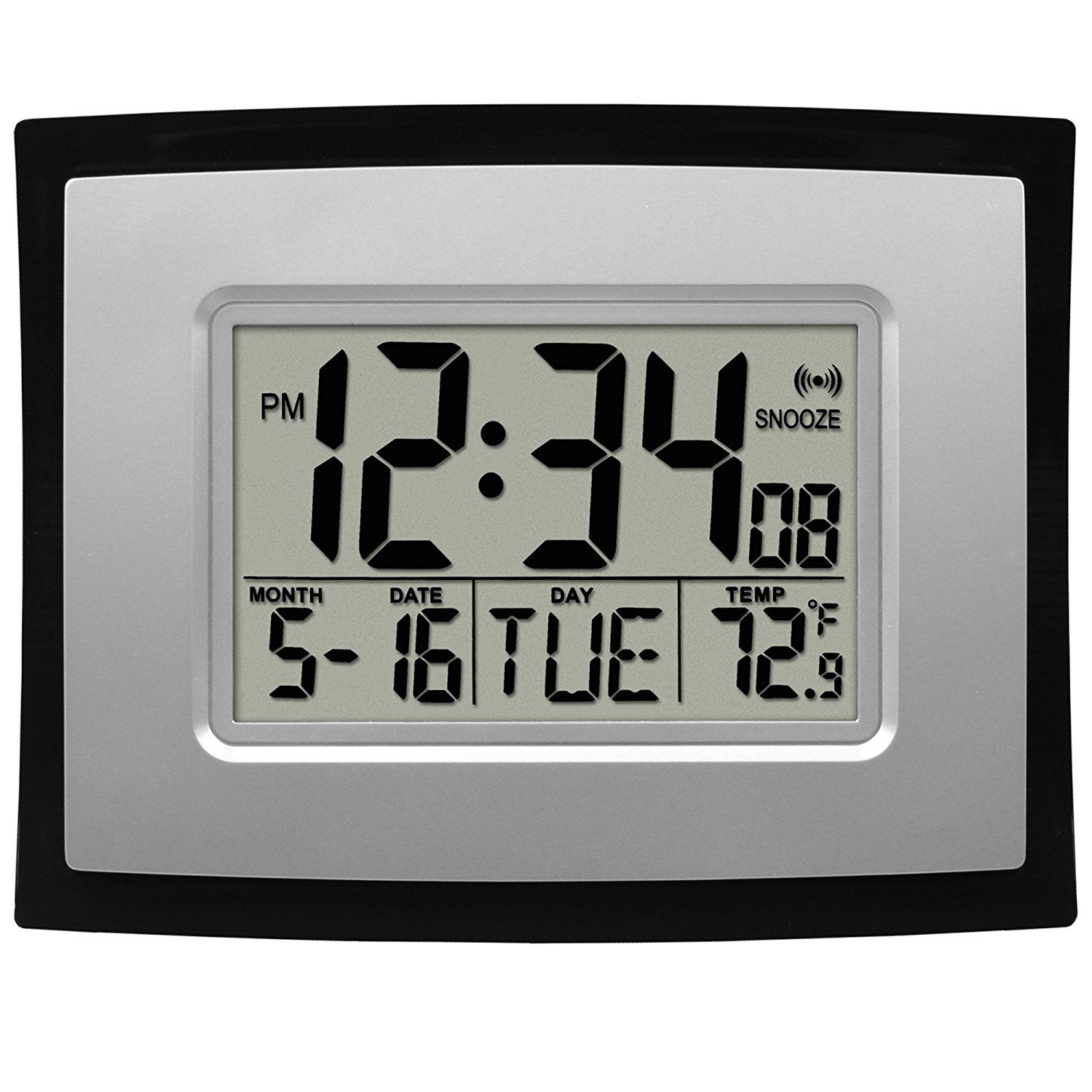 digital office wall clocks digital. La Crosse Technology WT-8002U Digital Wall Clock \u003e\u003e\u003e Check Out The Image Office Clocks L