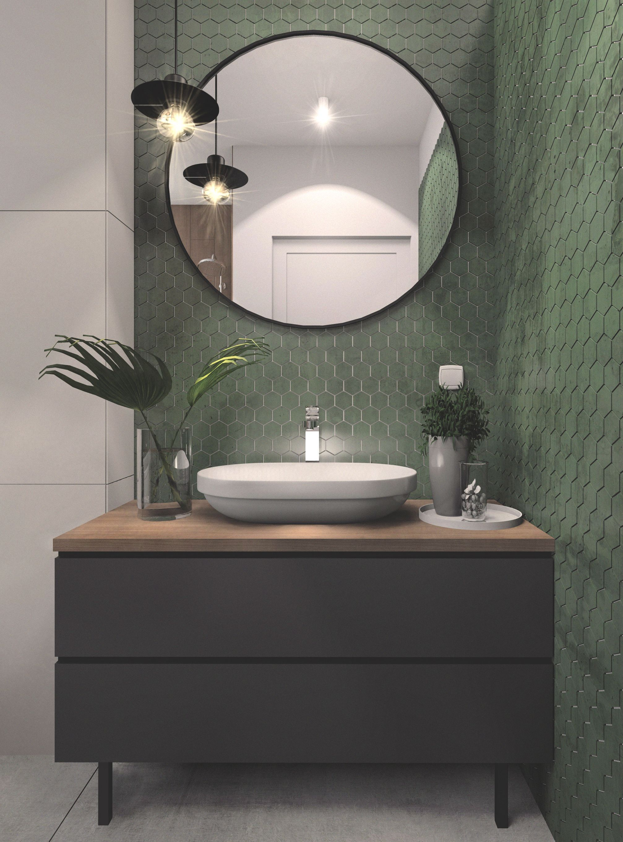Photo of bathroom. on Behance- bathroom. on Behance – bathroom2.decordi ……