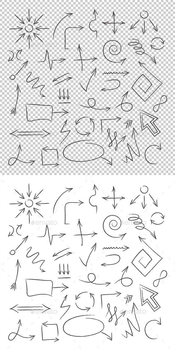 Arrows Graphic design layouts, Vector pattern, Vector