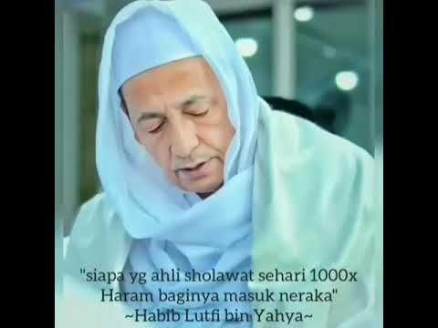 Habib Luthfi Bin Yahya Fadilah Membaca Sholawat 1000x Dalam Sehari Youtube Kata Kata Motivasi Membaca Motivasi