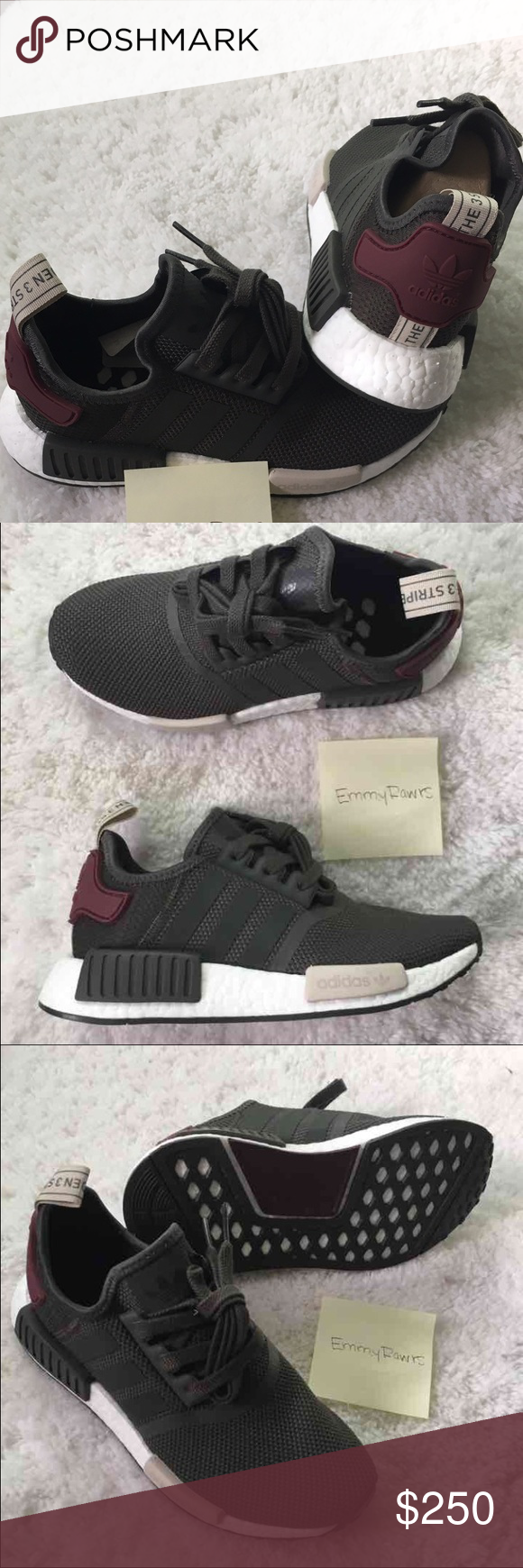 940144571b7f9  200 New Adidas NMD R1 ••  200 on either Vinted or P ••• New Women ...