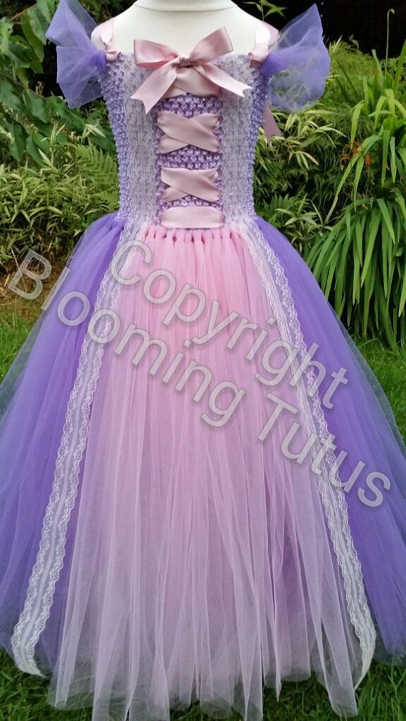 74a190976 Lilac Princess Handmade Tutu Dress - Birthday, Party, Photo Prop ...