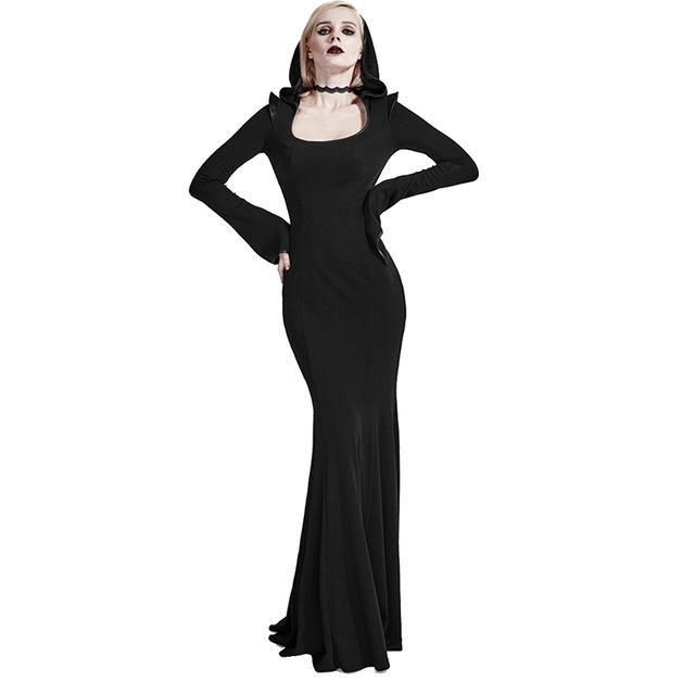 a26d8ca4ffc Modern Morticia Dress in 2019