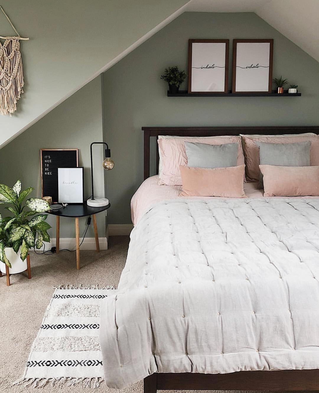 Slaapkamer slaapkamer pinterest slaapkamer for Verfkleuren slaapkamer