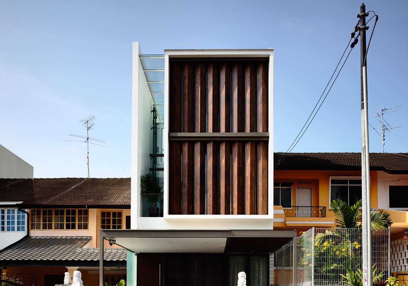 To Catch A Breeze Hyla Architects Award Winning Singapore