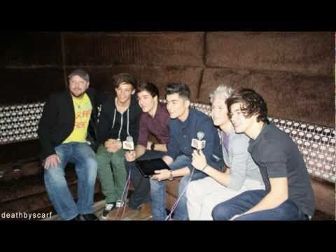 One Direction Kiss 92 5 Interview With Cash Conners The