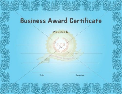 Business award certificate template for businesses award for business award certificate template for businesses award for employees download and print them out and give cheaphphosting Images