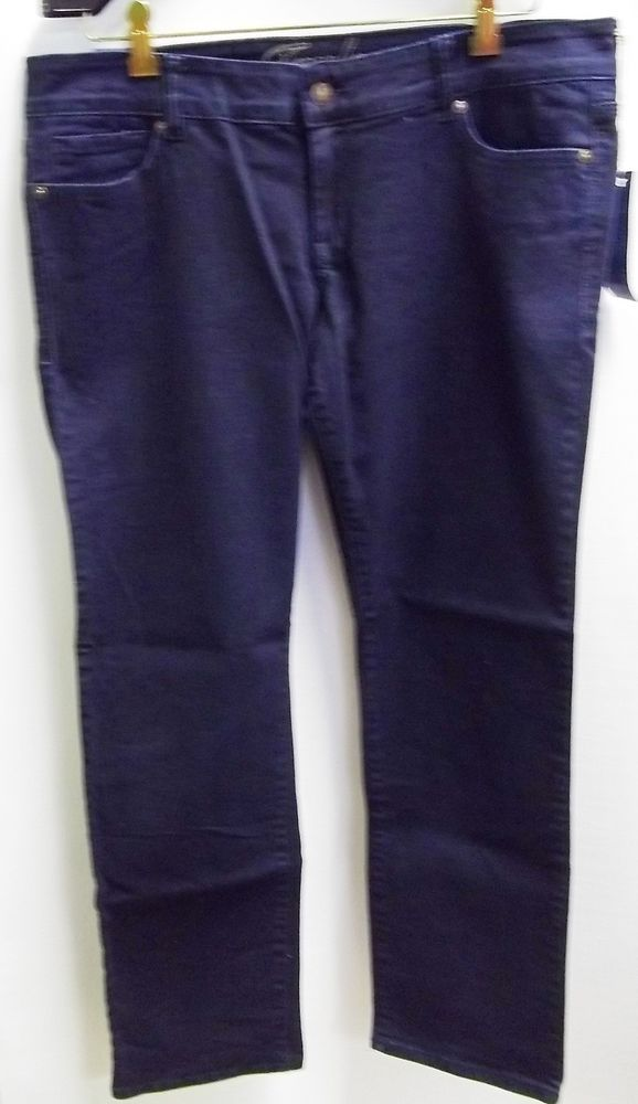 Delia's Taylor Jeans Pants Blue New With Tag Size 15/16 Short #Delias #StraightLeg