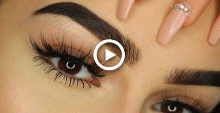 THICK Eyebrows Tutorial I Aylin Melisa #eyebrowstutorial THICK Eyebrows Tutorial I Aylin Melisa #eyebrowstutorial