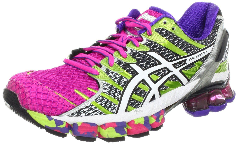 new products 5b820 9fda9 ASICS Womens GEL-Kinsei 4 Running Shoe