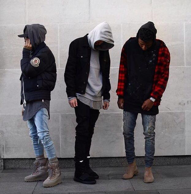 Urban Street Clothing For Men Images