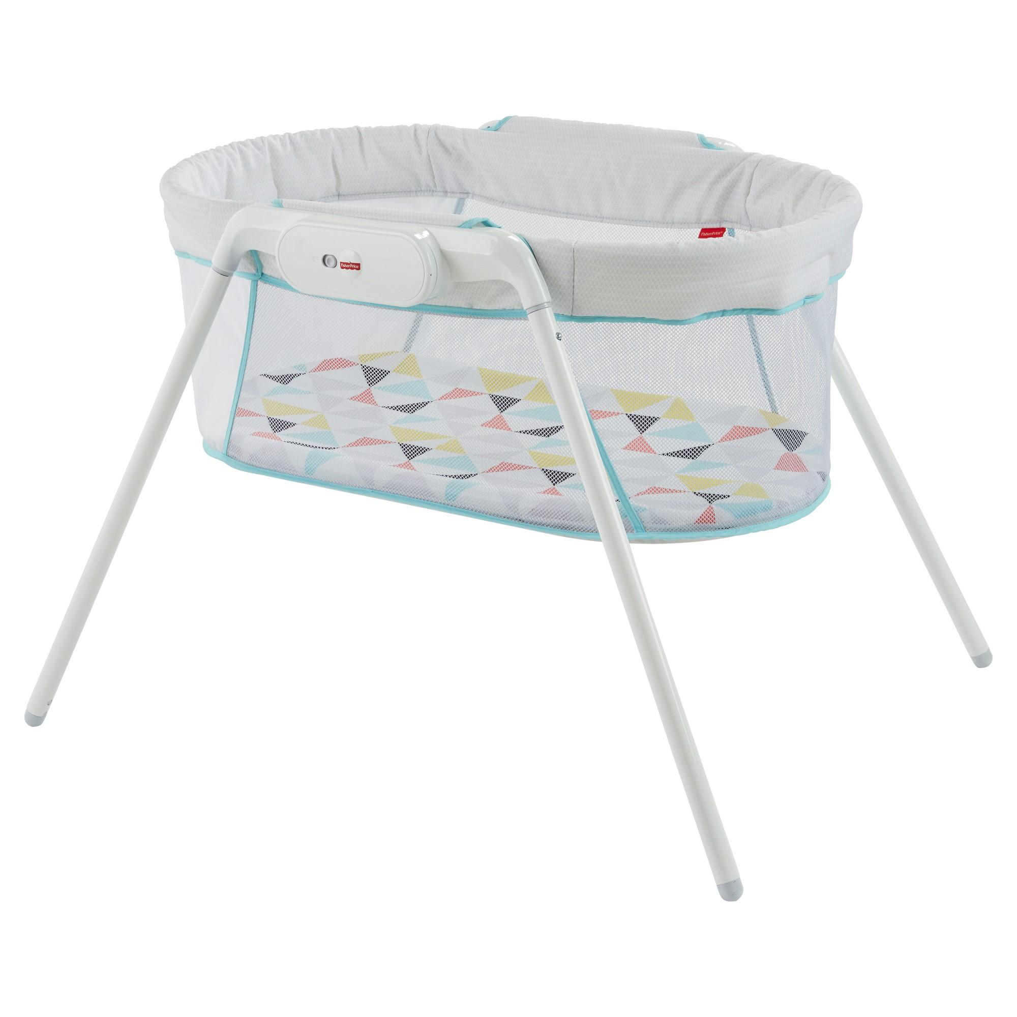 FisherPrice Stow 'n Go Portable baby