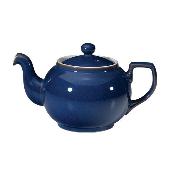 Denby Imperial Blue Collection 1922 Tekanna Tea Pots