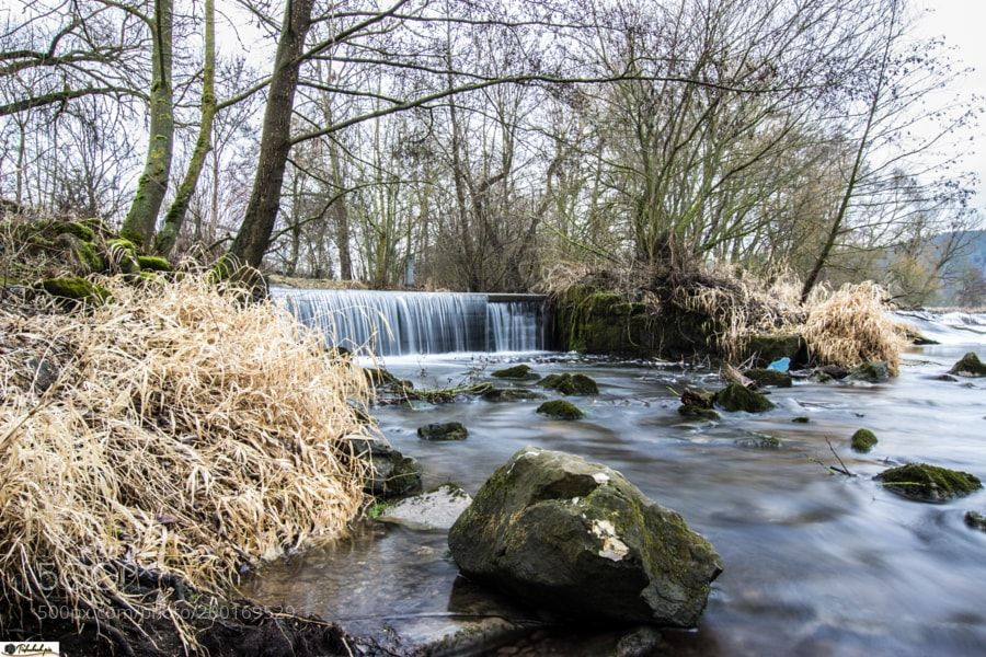 Waterfall by Tiefenbachpix
