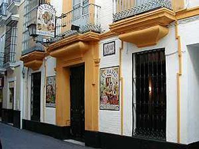 Seville Patio San Eloy And Other Tapas On San Eloy Street Los