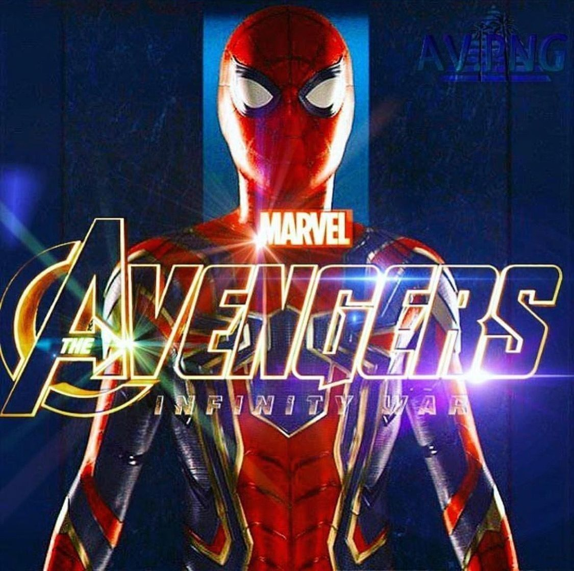 Avengers infinity war iron spider (With images) Marvel