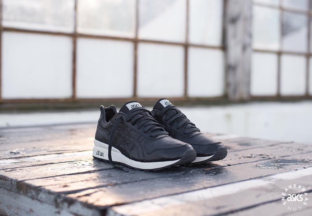 best service c79af 6b133 Asics GT-II Black  sneakers  sneakernews  StreetStyle  Kicks  adidas   ·  Black SneakersAsicsPumasConverseNike