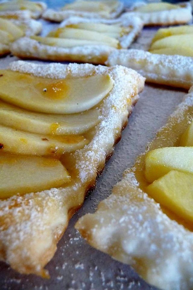 sfoglie di mele