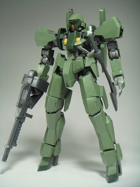 [FULL REVIEW] 1/100 GRAZE Standard Type / Commander Type. No.79 Images, Info http://www.gunjap.net/site/?p=287957