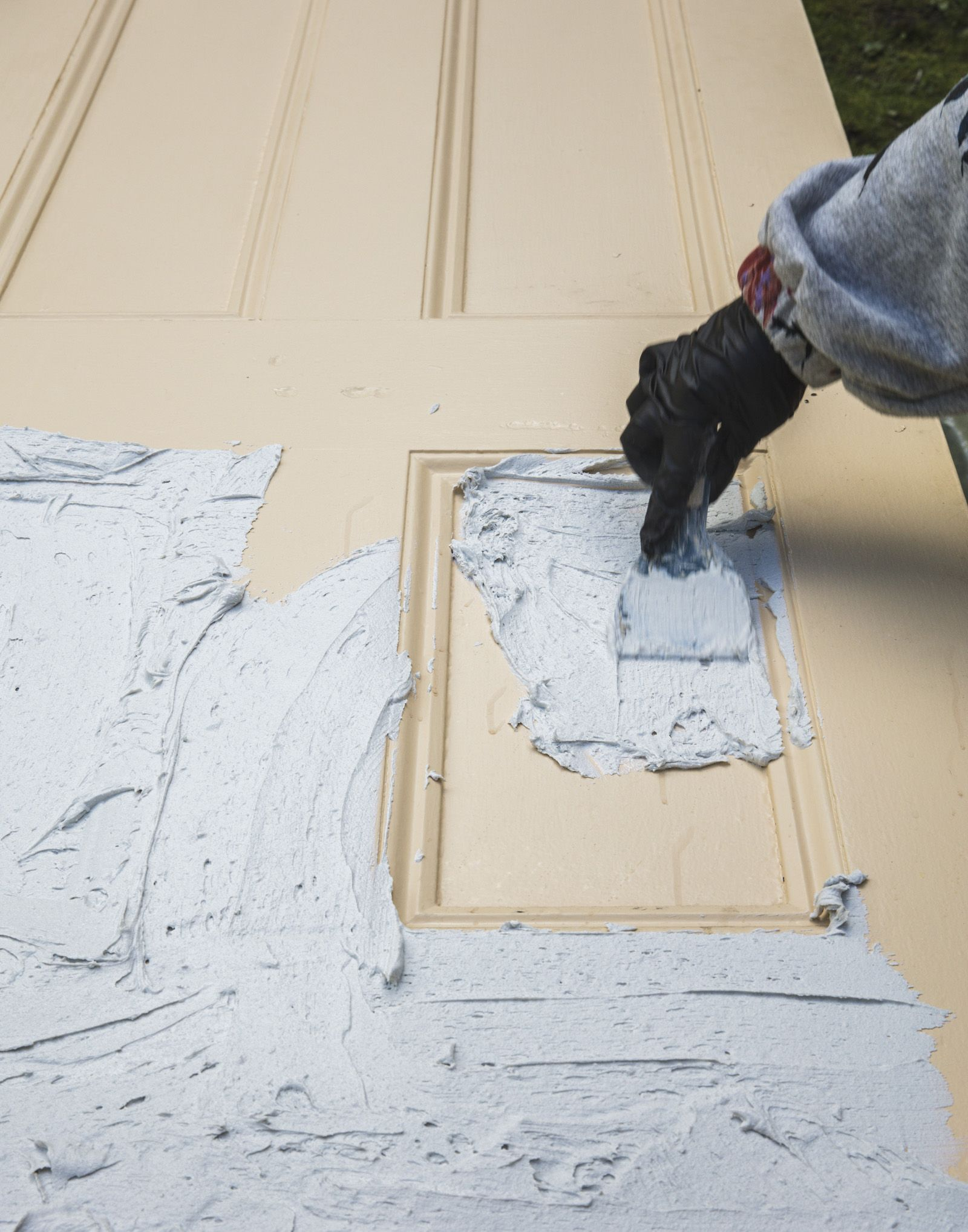 How To Strip Paint From Doors Stripping Paint Stripping Paint