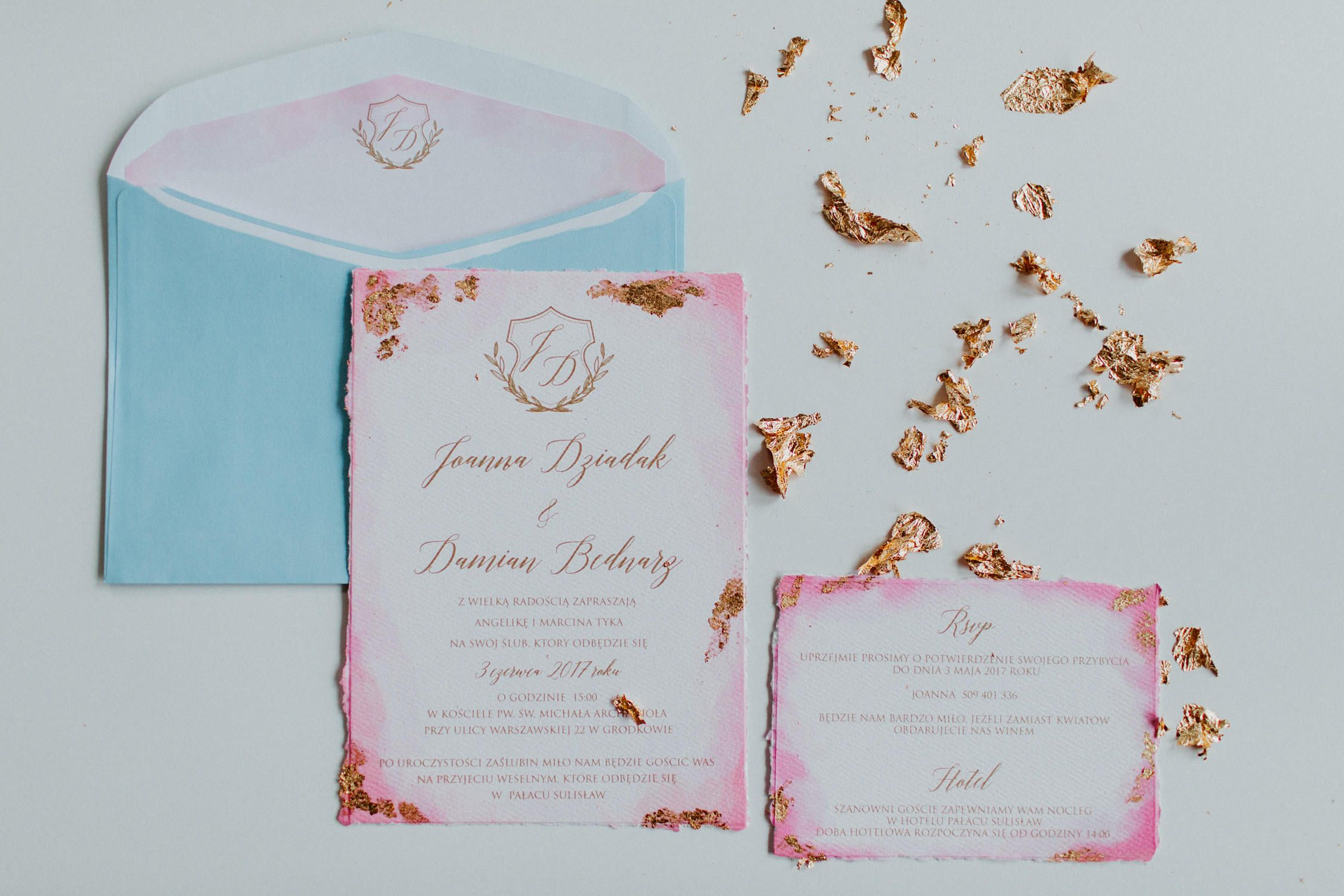 Incredible Pink And Gray Wedding Invitations Wedding Ideas