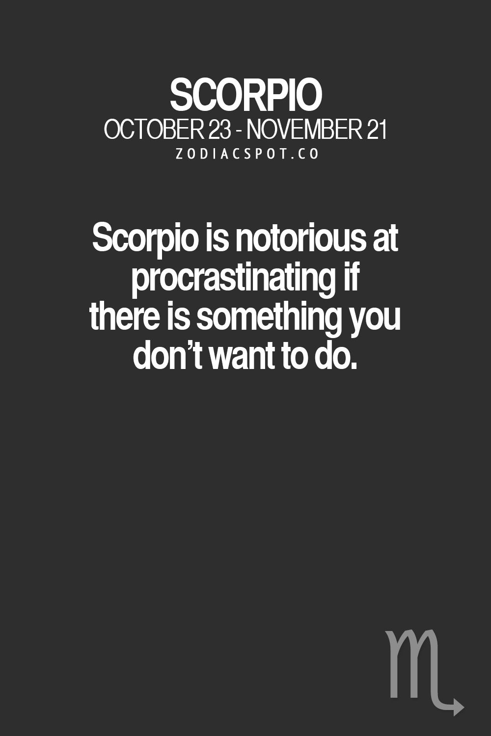 ZodiacSpot - Your all-in-one source for Astrology | Zodiac | Scorpio
